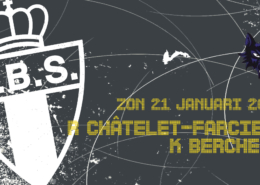 VoorbeschouwingChâtelet Farciennes&#;BerchemSport