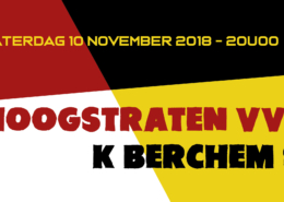 VoorbeschouwingHoogstratenVV&#;BerchemSport