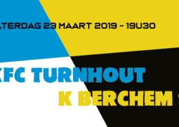 VoorbeschouwingKFCTurnhout&#;BerchemSport
