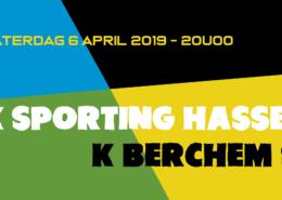 VoorbeschouwingSportingHasselt&#;BerchemSport