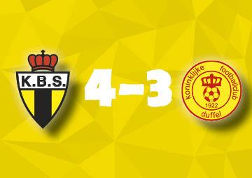 MatchverslagBerchemSport&#;KFCDuffel